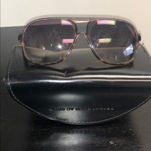 Tortoise shell Marc by Marc Jacobs sunglasses